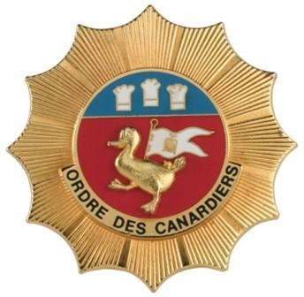 Médaille Ordre des Canardiers
